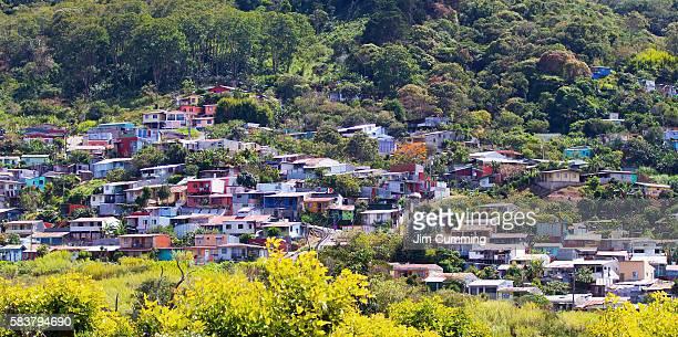 Costa Rican village