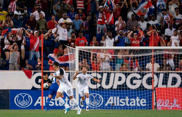 NJ: Haiti v Costa Rica: Group B - 2019 CONCACAF Gold Cup