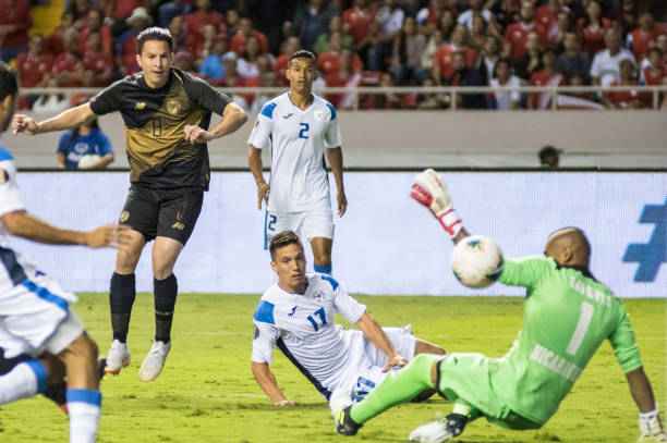 CRI: Costa Rica v Nicaragua: Group B - 2019 CONCACAF Gold Cup