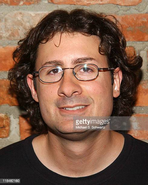 Costaki Economopoulos during No Limits for Deaf and HardofHearing Children Benefit at The Ice House April 3 2005 at The Ice House in Pasadena...