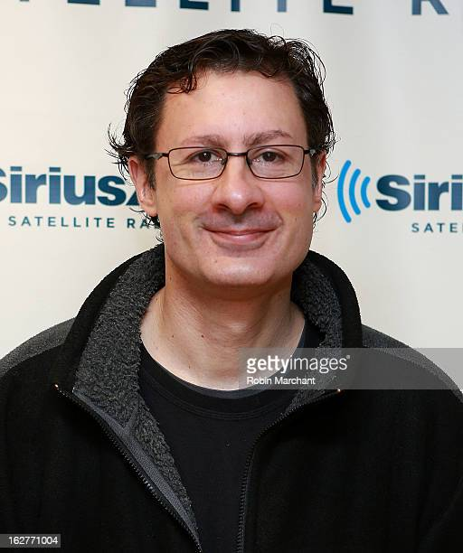 Costaki Economopoulos visits at the SiriusXM Studios on February 26 2013 in New York City