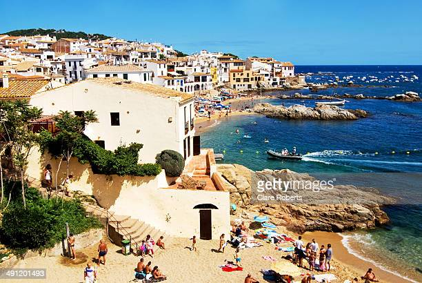 CONTENT] A costal town and fishing village in the province of Girona Costa Brava Spain