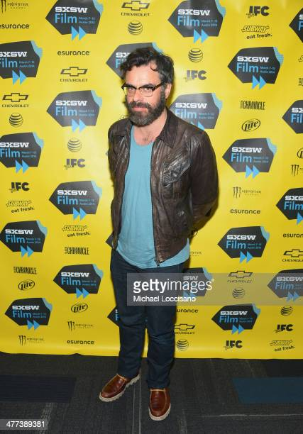 """Co-star/co-filmmaker Jemaine Clement attends the """"What We Do In The Shadows"""" premiere during the 2014 SXSW Music, Film + Interactive Festival at the..."""