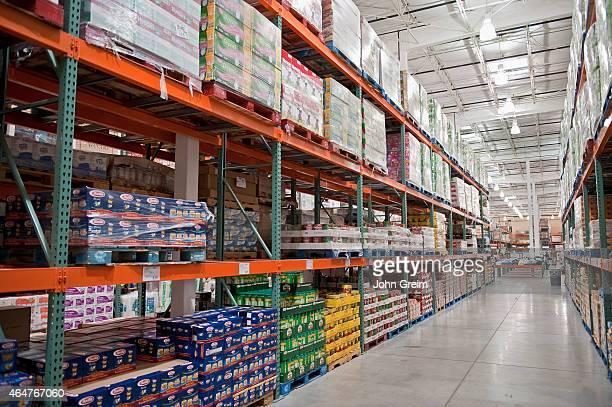 Costco wholesale shopping club