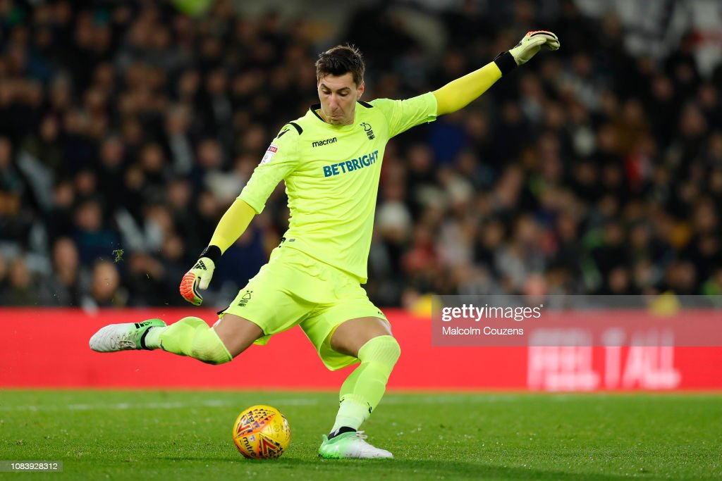 Derby County v Nottingham Forest - Sky Bet Championship : News Photo