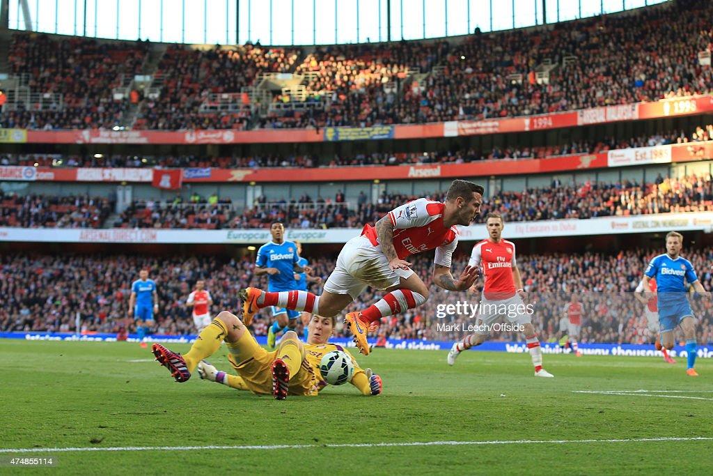 Arsenal v Sunderland- Premier League : News Photo