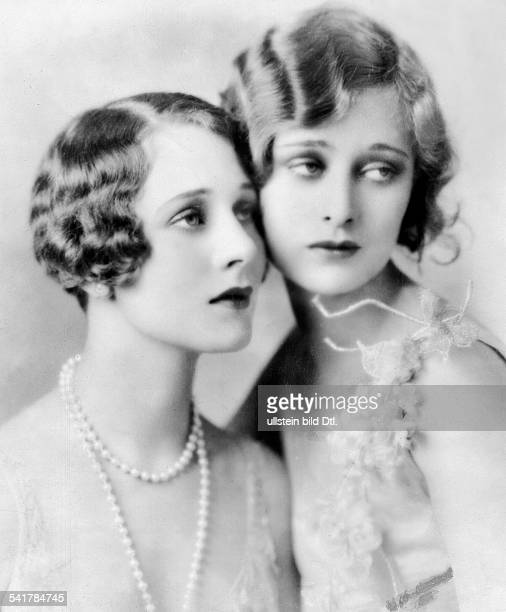 Costello Helene Film actress USA *and her sister Dolores Costello an actress as well Published by 'Uhu' 4/1928Vintage property of ullstein bild