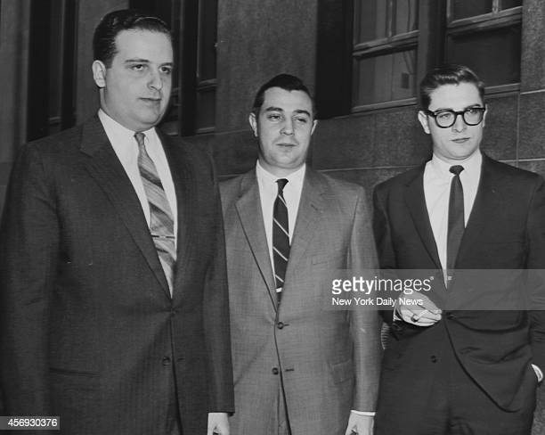 Costello shooting witnesses Generoso Pope Jr John L Alfrieri and John Miller