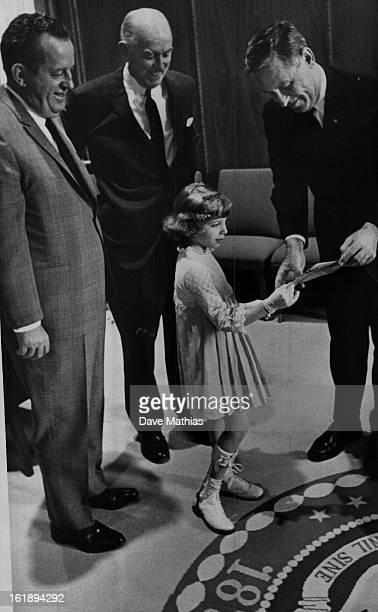 FEB 21 1967 FEB 23 1967 Costo Gianna Denver Easter Seal Child