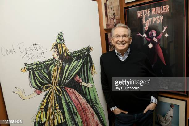 Costume and fashion designer Bob Mackie is photographed for Los Angeles Times on May 17 2019 in Los Angeles California PUBLISHED IMAGE CREDIT MUST...