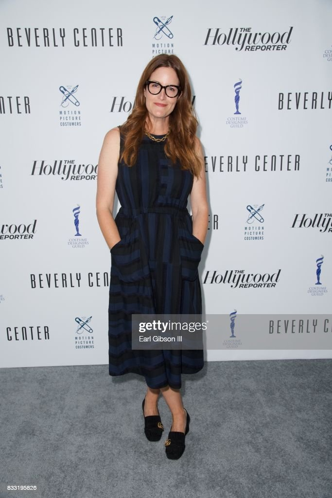 Costume Designer Alix Friedberg attends the Beverly Center And The Hollywood Reporter Present: Candidly Costumes at The Beverly Center on August 16, 2017 in Los Angeles, California.