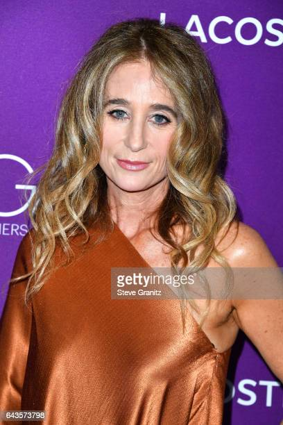 Costume designer Allyson B Fanger attends The 19th CDGA with Presenting Sponsor LACOSTE at The Beverly Hilton Hotel on February 21 2017 in Beverly...