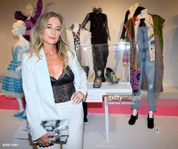 Costume designer Allyson B Fanger of the Emmy nominated show Grace and Frankie attends the media preview of the 11th annual Art of Television Costume...