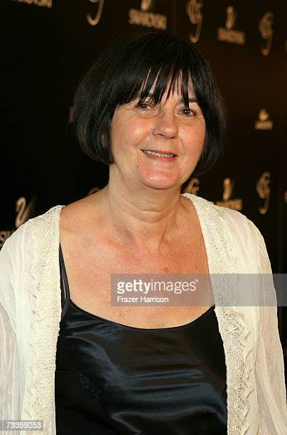 Costume Designer Andrea Galer arrives at the 9th annual Costume Designers Guild Awards held at the Beverly Wilshire Hotel on February 17 2007 in...