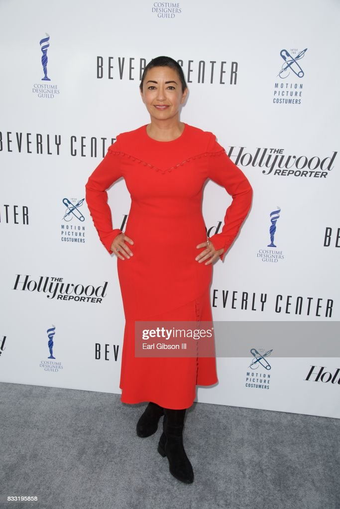Costume Designer Ane Crabtree attends the Beverly Center And The Hollywood Reporter Present: Candidly Costumes at The Beverly Center on August 16, 2017 in Los Angeles, California.