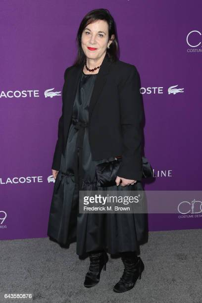 Costume designer Arianne Phillips attends The 19th CDGA with Presenting Sponsor LACOSTE at The Beverly Hilton Hotel on February 21 2017 in Beverly...
