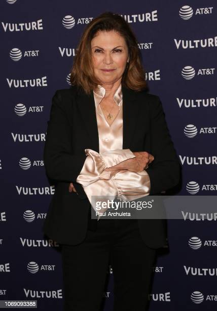 Costume Designer Colleen Atwood attends the 2018 Vulture Festival Los Angeles at The Hollywood Roosevelt Hotel on November 17 2018 in Los Angeles...