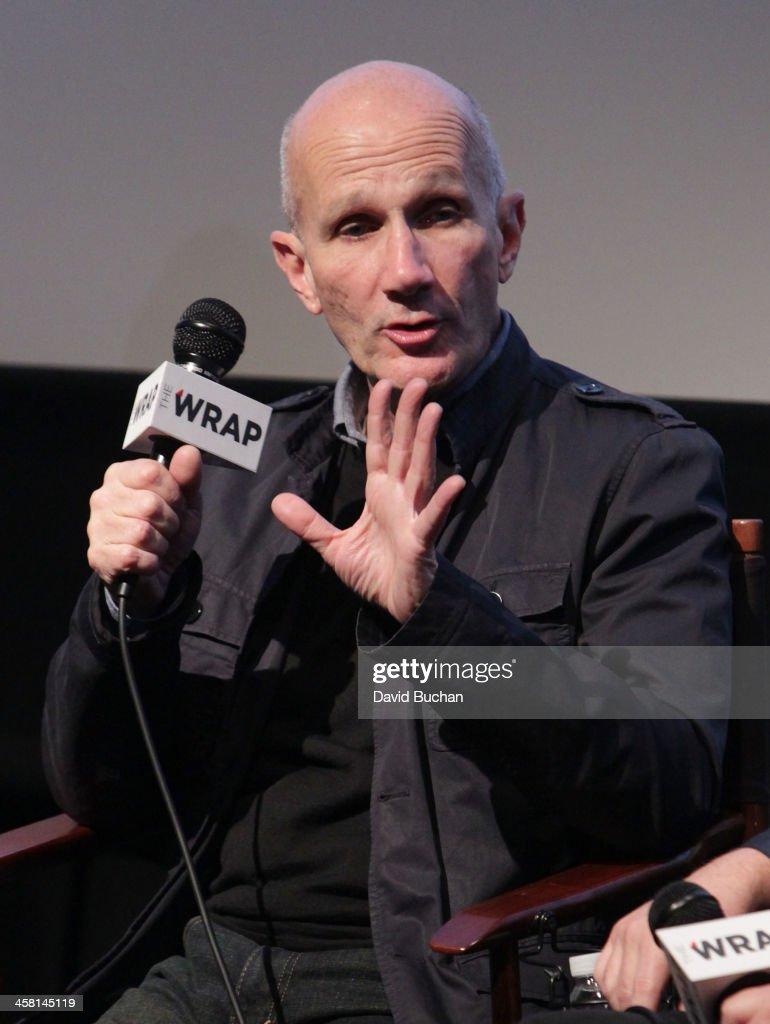 Costume designer Daniel Orlandi attends TheWrap's Awards & Foreign Screening Series 'Saving Mr. Banks' at the Landmark Theater on December 19, 2013 in Los Angeles, California.