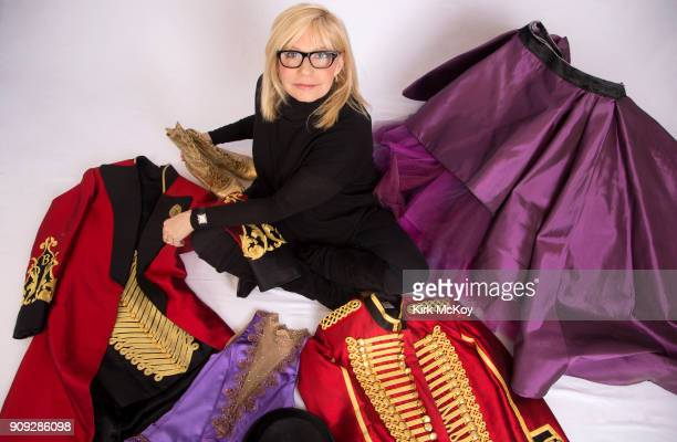 Costume designer Ellen Mirojnick is photographed for Los Angeles Times on January 9 2018 in Beverly Hills California PUBLISHED IMAGE CREDIT MUST READ...