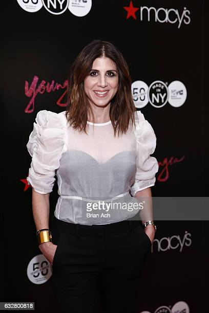 Costume Designer Jacqueline Demeterio attends as Macy's celebrates the 50th Anniversary of the Mayor's Office Of Media And Entertainment with fashion...