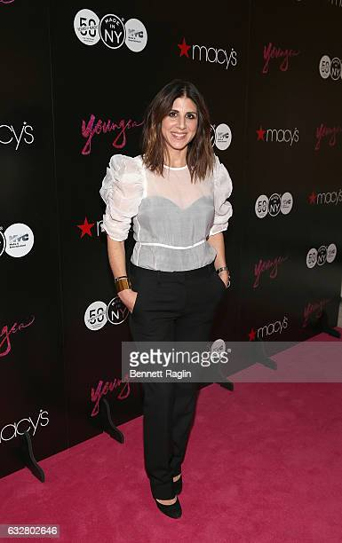 Costume designer Jacqueline Demeterio attends the Macy's CelebratesThe 50th Anniversary Of The Mayor's Office Of Media And Entertainment at Macy's...