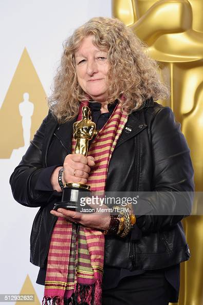 Costume Designer Jenny Beavan Winner Of Best Costume Design For Mad News Photo Getty Images