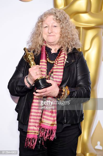 Costume Designer Jenny Beavan Winner Of The Best Costume Design News Photo Getty Images