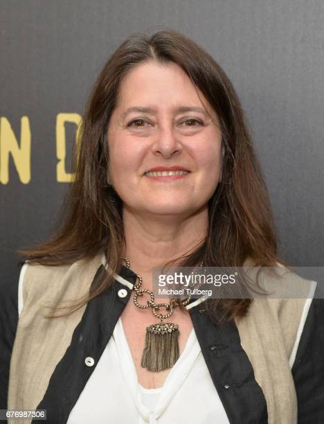 """Costume designer Karyn Wagner attends a For Your Consideration event for WGN America's """"Underground"""" at The Landmark on May 2, 2017 in Los Angeles,..."""