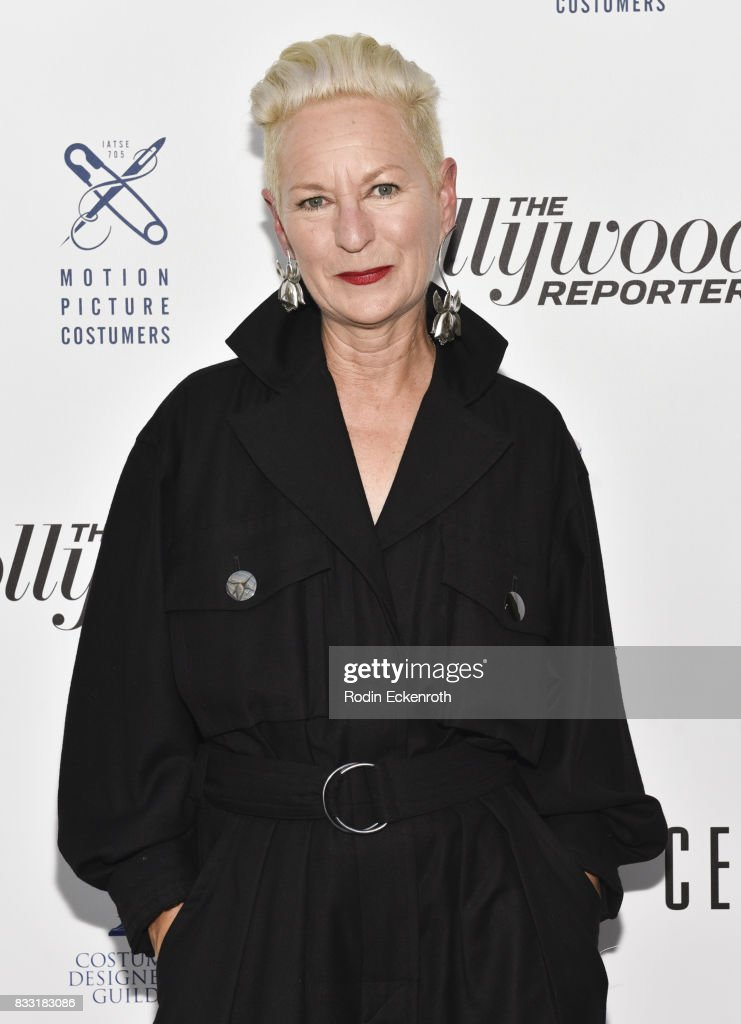 Costume designer Lou Eyrich attends Candidly Costumes at The Beverly Center on August 16, 2017 in Los Angeles, California.
