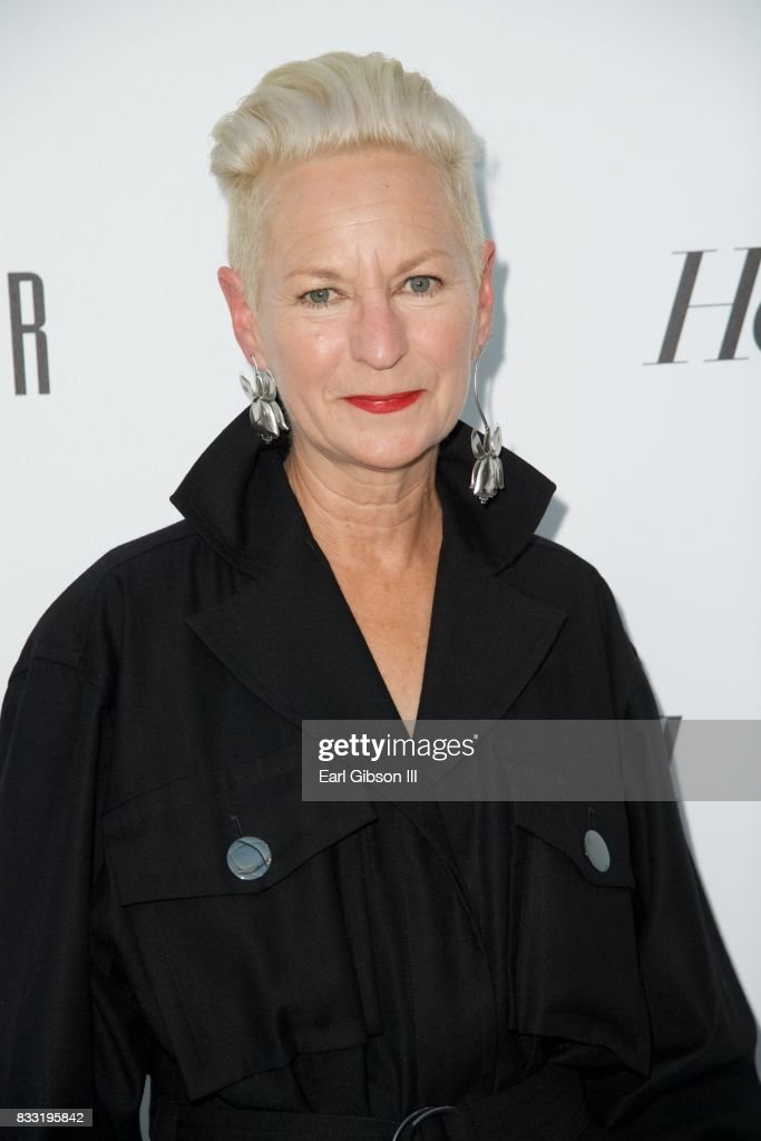 Costume Designer Lou Eyrich attends the Beverly Center And The Hollywood Reporter Present: Candidly Costumes at The Beverly Center on August 16, 2017 in Los Angeles, California.