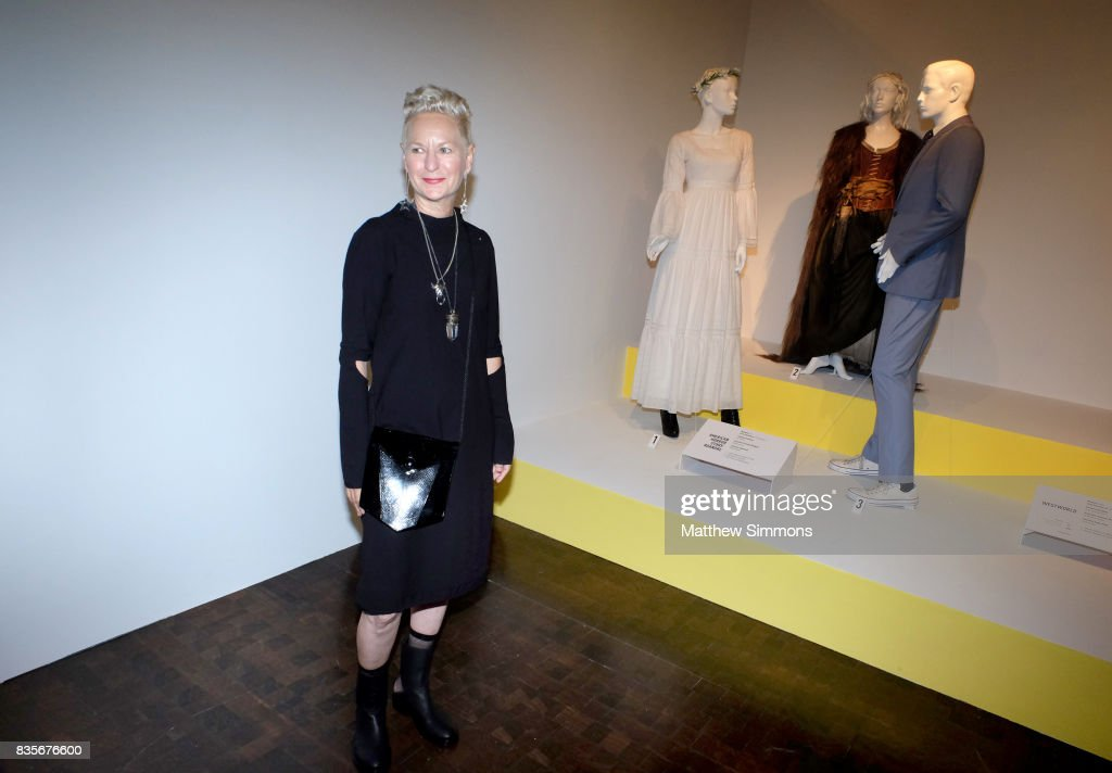 Costume Designer Lou Eyrich Of American Horror Story Roanoke News Photo Getty Images