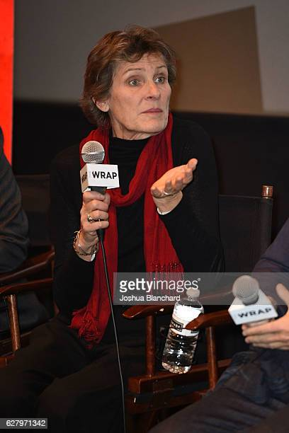 Costume Designer Madeline Fontaine attends TheWrap's Special Screening Presentation Of Your Name and Jackie on December 5 2016 in Los Angeles...