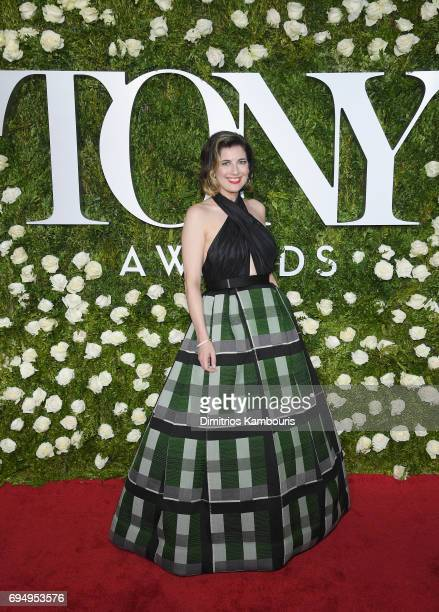 Costume designer Paloma Young attends the 2017 Tony Awards at Radio City Music Hall on June 11 2017 in New York City