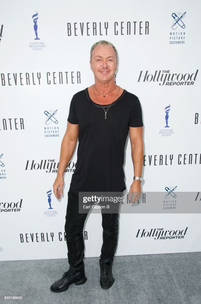 Costume Designer Perry Meek attends the Beverly Center And The Hollywood Reporter Present: Candidly Costumes at The Beverly Center on August 16, 2017 in Los Angeles, California.