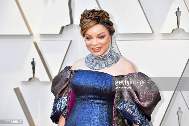 Costume designer Ruth E Carter attends the 91st Annual Academy Awards at Hollywood and Highland on February 24 2019 in Hollywood California