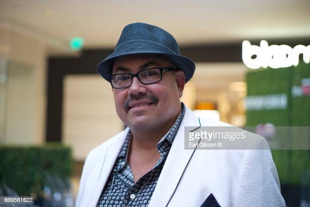 Costume designer Salvador Perez attends Beverly Center Presents 'The Mindy Project' Costume Conversation With Mindy Kaling and Salvador Perez at The...