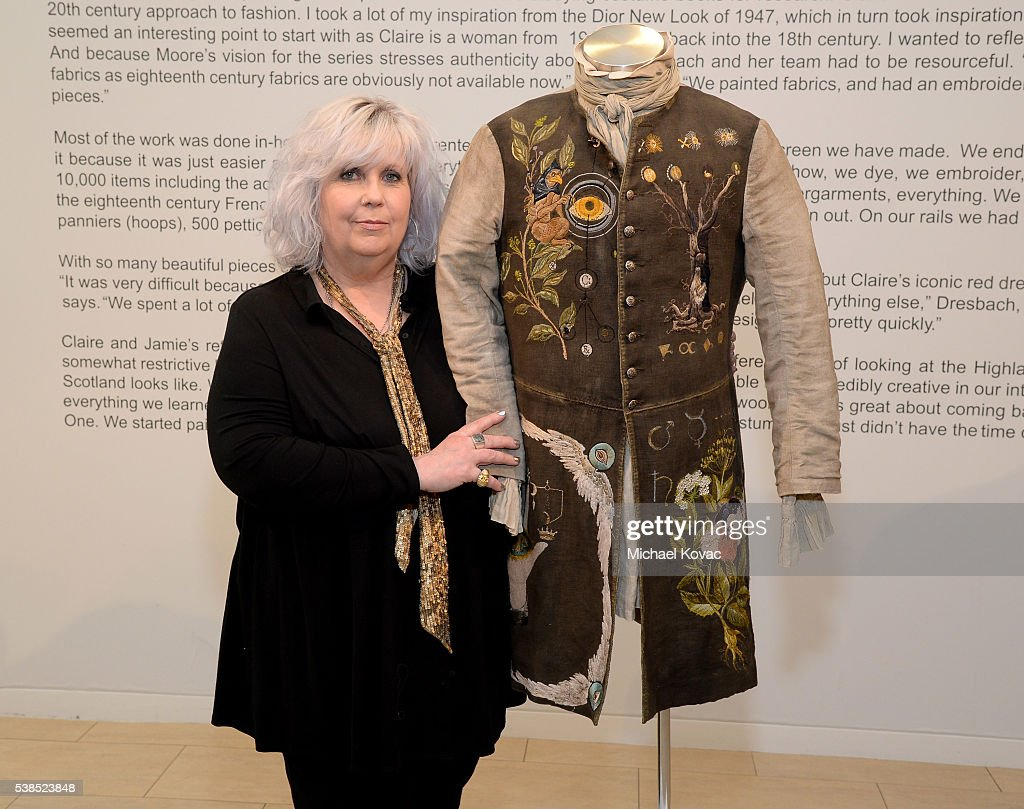 The Paley Center for Media presents The Artistry of 'Outlander' : News Photo