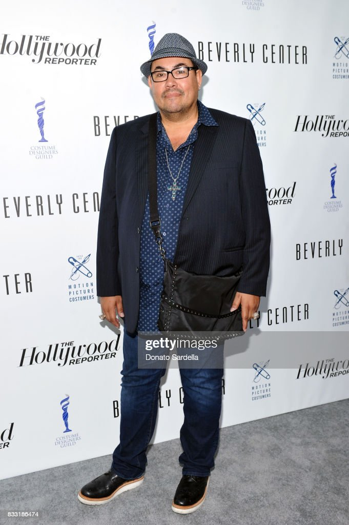Costume Designers Guild President Salvador Perez attends Beverly Center and The Hollywood Reporter's Candidly Costume event at Beverly Center on August 16, 2017 in Los Angeles, California.