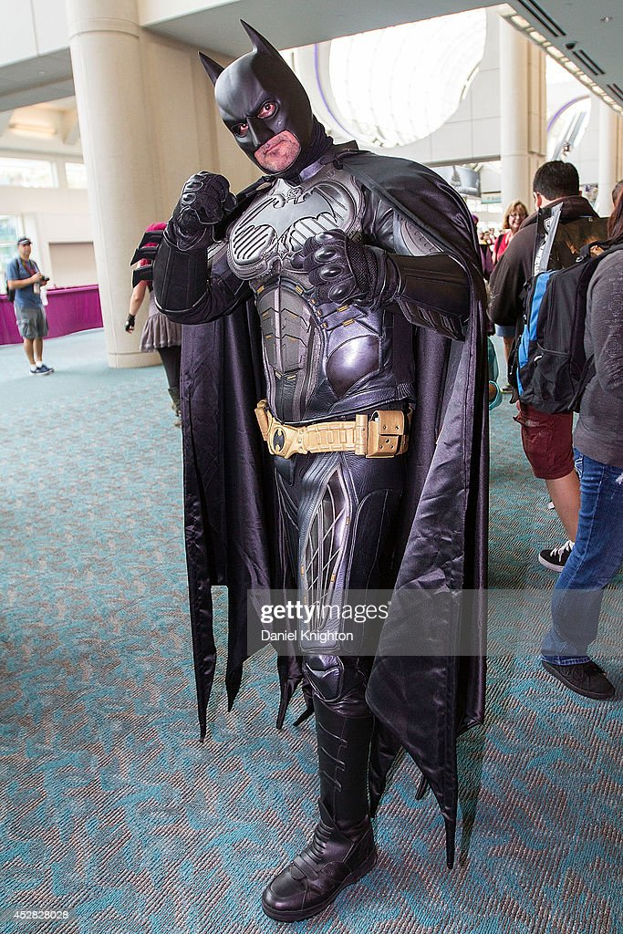 Costumed fan Adam Rodriguez attends Comic-Con International at San Diego Convention Center on July 27, 2014 in San Diego, California.