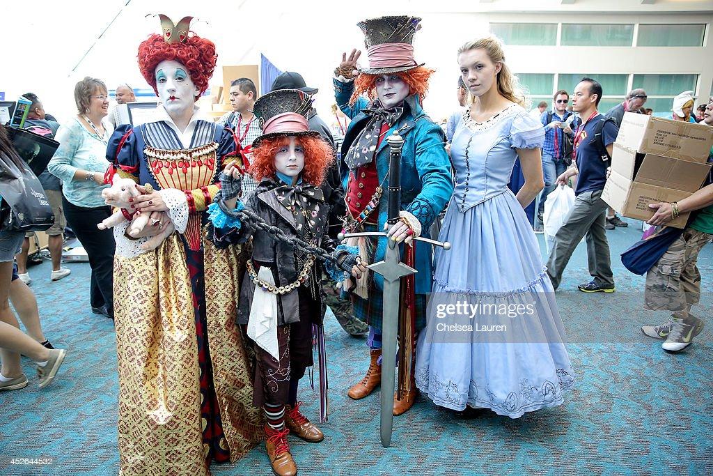 Comic-Con International 2014 - Day 1 : Photo d'actualité