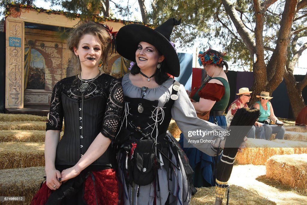 55th Annual Renaissance Pleasure Faire : News Photo