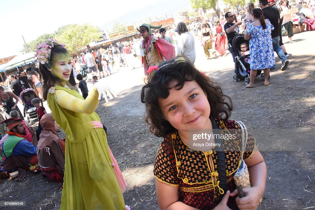 55th Annual Renaissance Pleasure Faire : News Photo