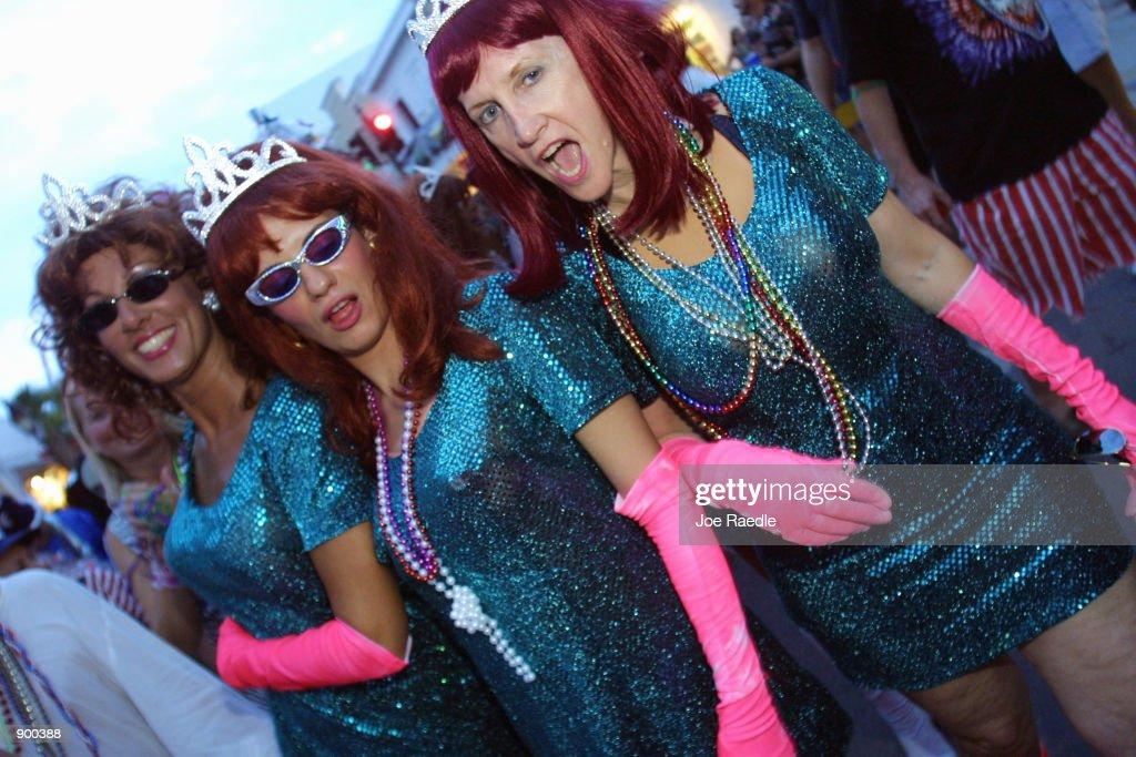 Key West Fantasy Fest News Photo
