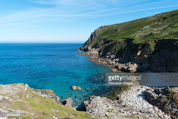 cot cove valley cornwall England Britain uk