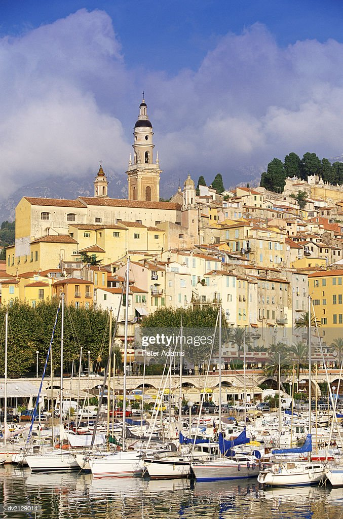 Cote d'Azur, Provence, France : Stock Photo