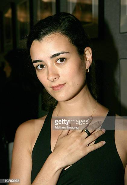 Cote de Pablo during CBS Paramount Network Television presents For Your Consideration screening of NCIS at Leonard H Goldenson Theatre in North...