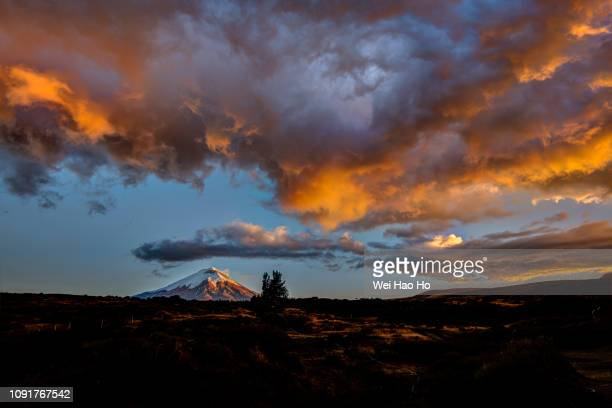 Cotopaxi Sunset