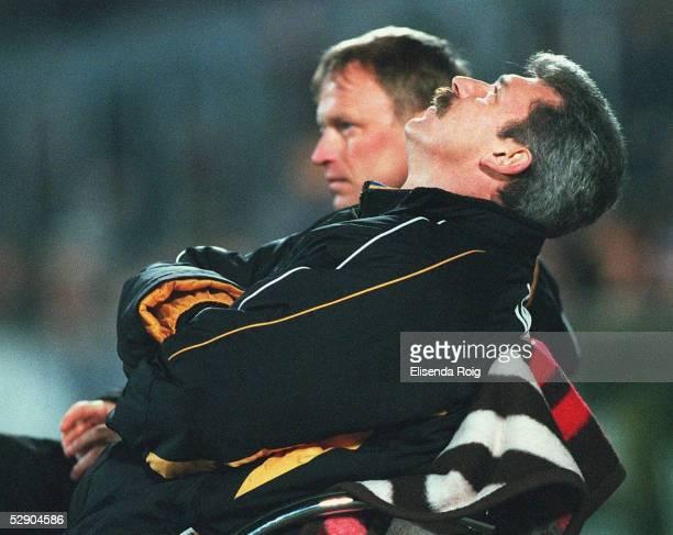 1 CoTrainer Joachim PHILIPKOWSKI Trainer Dietmar DEMUTH/St Pauli