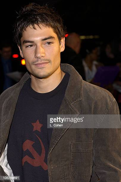 """Cotrona during """"Veronica Guerin"""" - Los Angeles Premiere - Red Carpet at The Bruin Theater in Westwood, California, United States."""