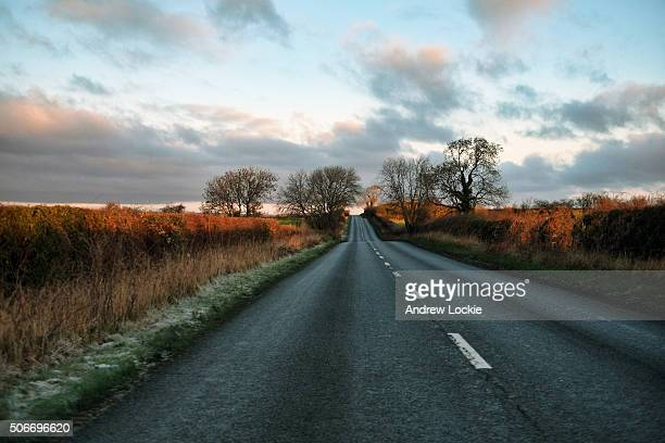 Cotswold Rural Road